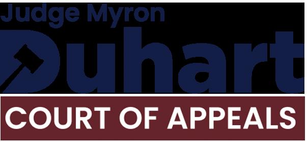 Judge Duhart Court of Appeals